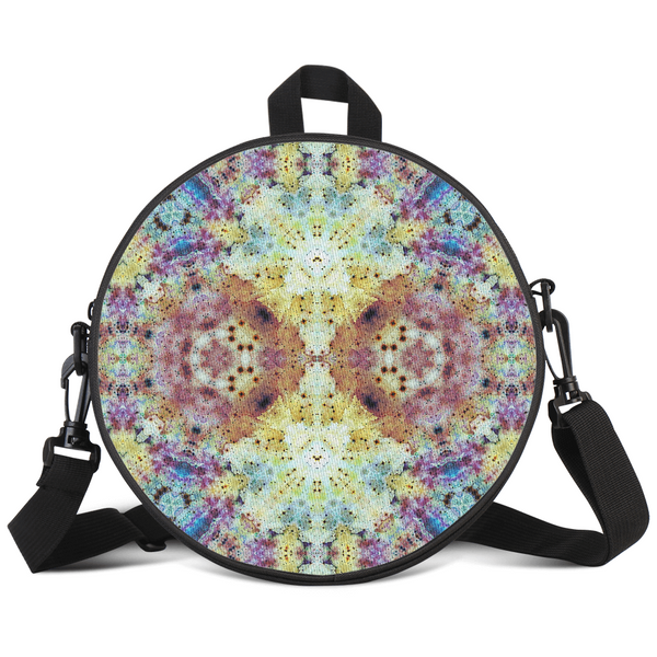 Conscious Psychedelic Round Rave Bag