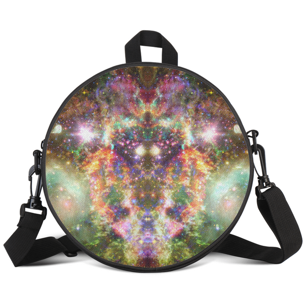 Ilstaag Psychedelic Round Rave Bag