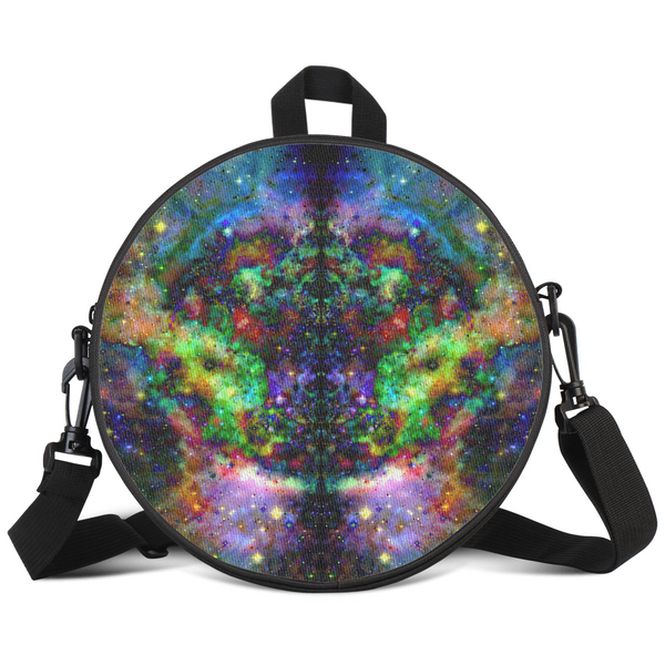 Kemrin Psychedelic Round Rave Bag