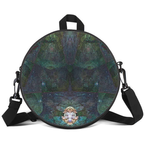 Pandora Psychedelic Round Rave Bag