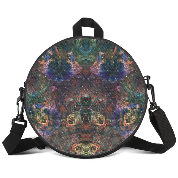 Prismyx Psychedelic Round Rave Bag