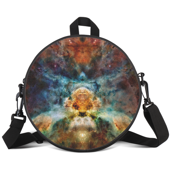 Sylas Psychedelic Round Rave Bag