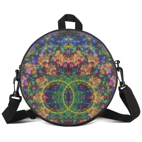 Starflow Psychedelic Round Rave Bag