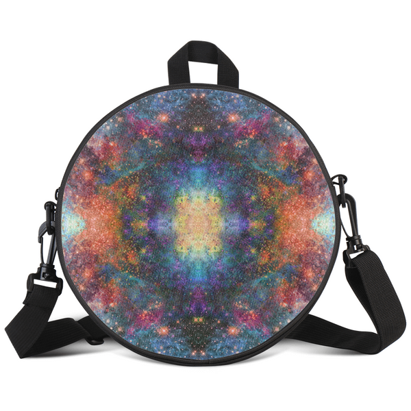 Fortuna Psychedelic Round Rave Bag