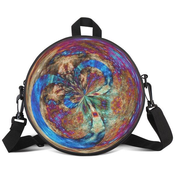 Imhotep Psychedelic Round Rave Bag