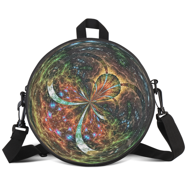 Lowei Flare Psychedelic Round Rave Bag