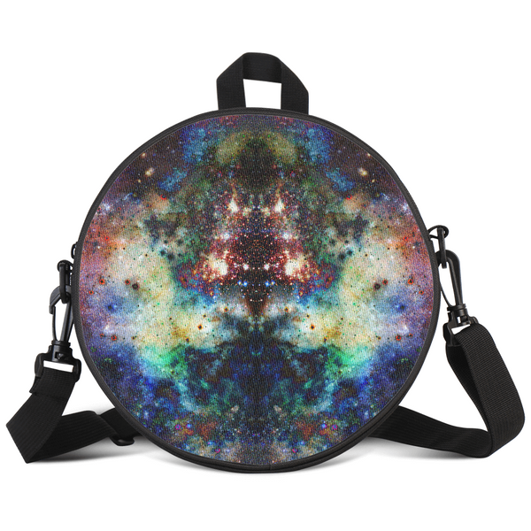 Ishtar Psychedelic Round Rave Bag