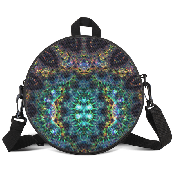 Ceres Psychedelic Round Rave Bag