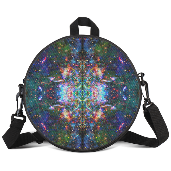 Oriarch Psychedelic Round Rave Bag