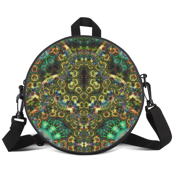 Xerxes Psychedelic Round Rave Bag