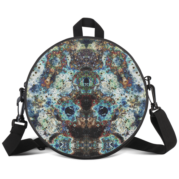 Lunix Psychedelic Round Rave Bag
