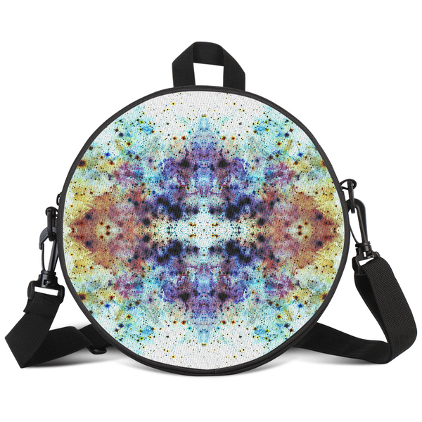 Regail Psychedelic Round Rave Bag