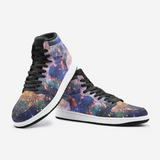 Niari's Shadow Psychedelic Full-Style High-Top Sneakers
