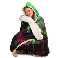 Lilith Collection Hooded Blanket - Heady & Handmade