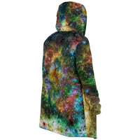 Supernova Collection Microfleece Cloak - Heady & Handmade