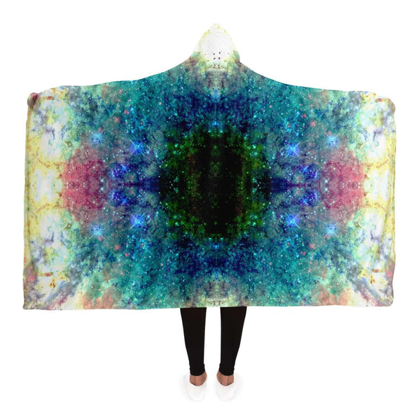Callisto Collection Hooded Blanket - Heady & Handmade