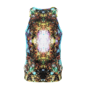 Fortuna Apothos Collection Men's Tank Top (Pima Cotton) - Heady & Handmade