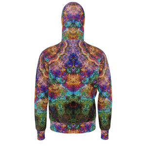 Unitas Inverse Collection Men's Light Hoodie - Heady & Handmade