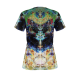 Acolyte Psychedelic Women's Shirt (Jersey Knit) - Heady & Handmade