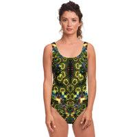 Xerxes Collection One Piece Swimsuit - Heady & Handmade