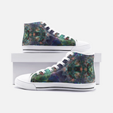 Valendrin Psychedelic Canvas High-Tops