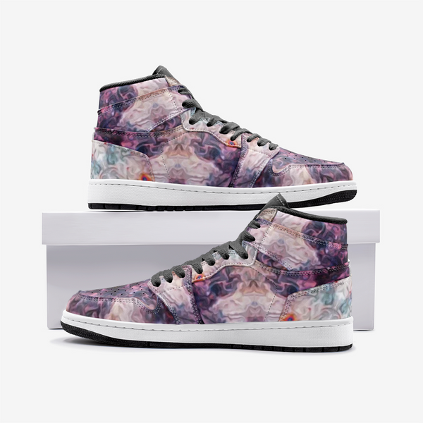Medusa Psychedelic Full-Style High-Top Sneakers