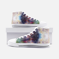 Baltus Psychedelic Canvas High-Tops
