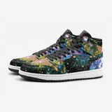 Ekhi Psychedelic Full-Style High-Top Sneakers
