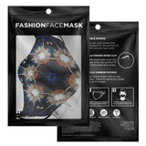 Beacon Psychedelic Adjustable Face Mask (Quantity Discount)