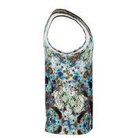 Lunix Psychedelic Men's Tank Top (Pima Cotton) - Heady & Handmade