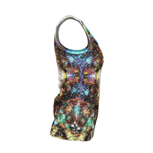 Fortuna Apothos Collection Women's Tank Top (Jersey Knit) - Heady & Handmade