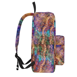 Unitas Collection Backpack - Heady & Handmade