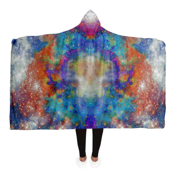 Acquiesce Collection Hooded Blanket - Heady & Handmade