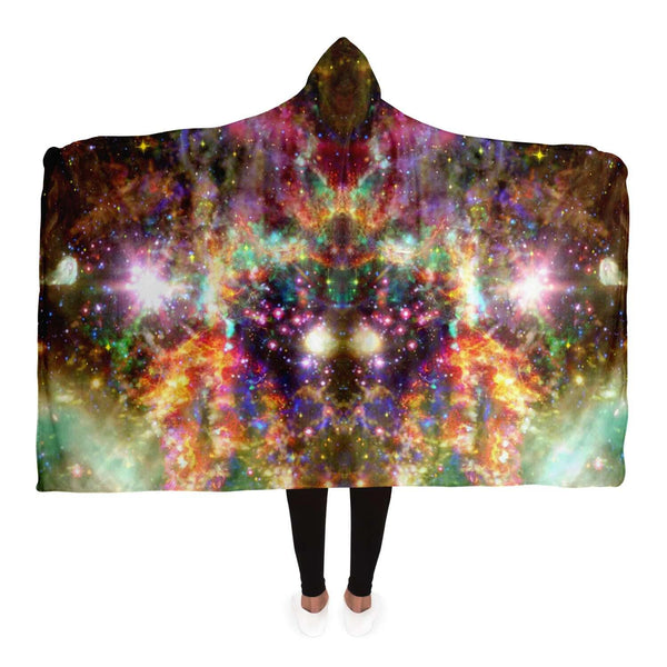 Ilstaag Collection Hooded Blanket - Heady & Handmade