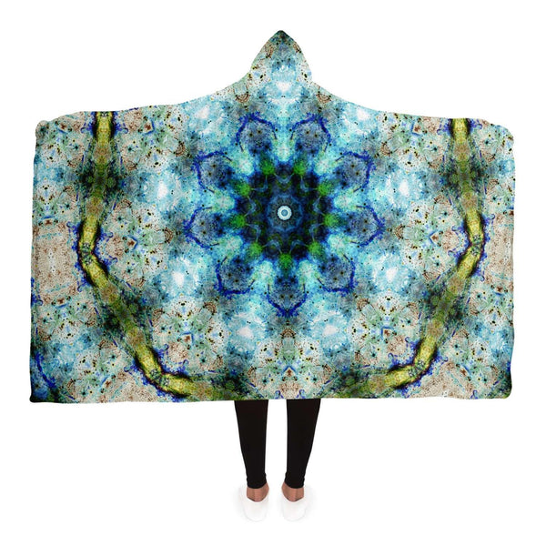 Hecate Collection Hooded Blanket - Heady & Handmade