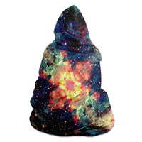 Cotton Candy Cosmos Collection Hooded Blanket - Heady & Handmade