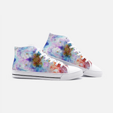July Psychedelic Canvas High-Tops