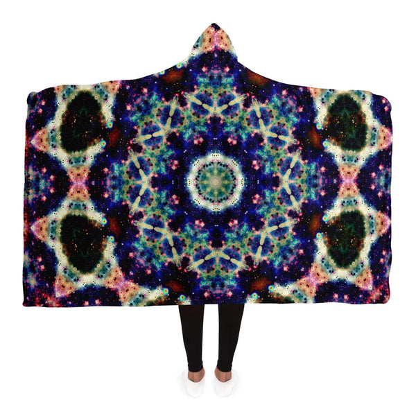 Anansi Collection Hooded Blanket - Heady & Handmade