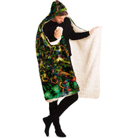 Xerxes Collection Hooded Blanket - Heady & Handmade