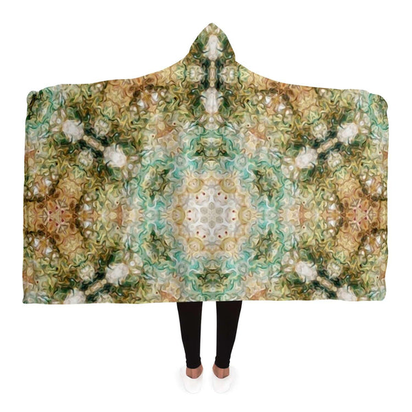 Amberwood Collection Hooded Blanket - Heady & Handmade