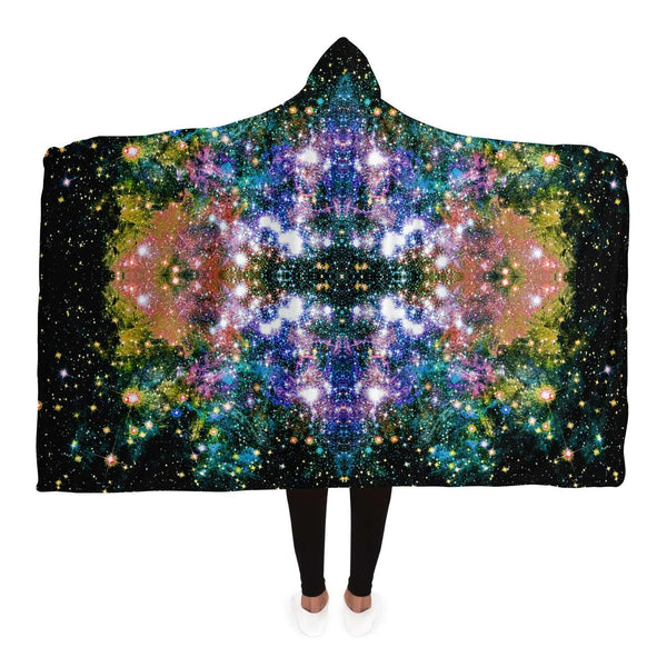 Ekhi Collection Hooded Blanket - Heady & Handmade