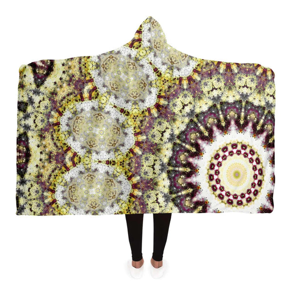 Alchemy Collection Hooded Blanket - Heady & Handmade