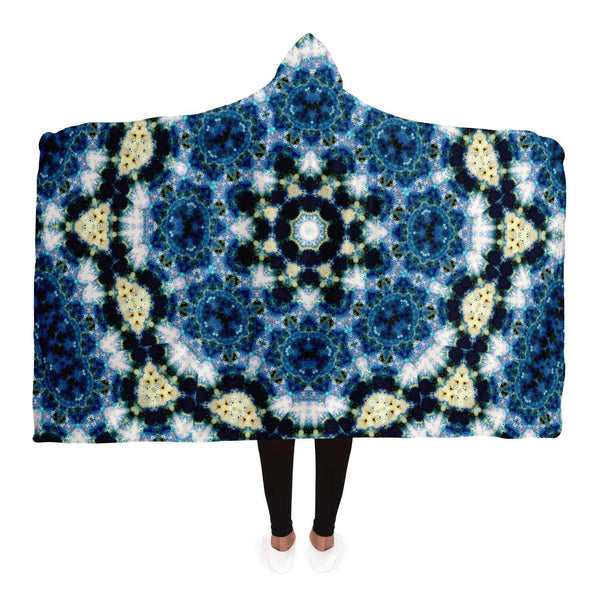 Kithin Collection Hooded Blanket - Heady & Handmade
