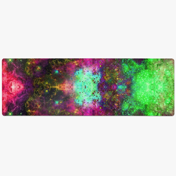 Lilith Psychedelic Suede Anti-Slip Yoga Mat