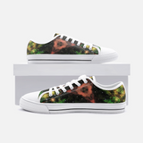 Esotarra Psychedelic Canvas Low-Tops