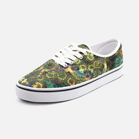 Xerxes Psychedelic Full-Style Skate Shoes