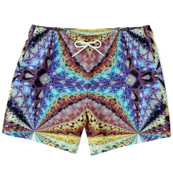 Ziggurat Collection Swim Trunks - Heady & Handmade