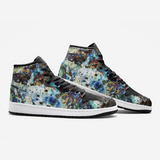 Lunix Psychedelic Full-Style High-Top Sneakers
