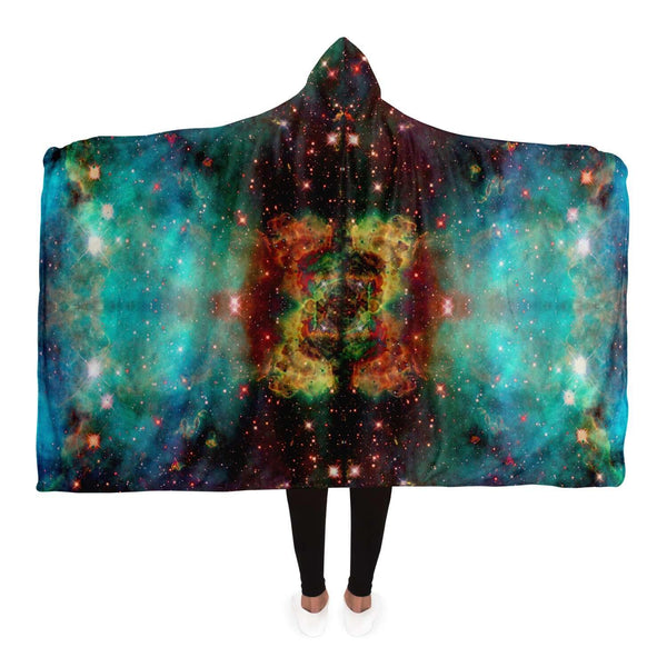 Archon Collection Hooded Blanket - Heady & Handmade