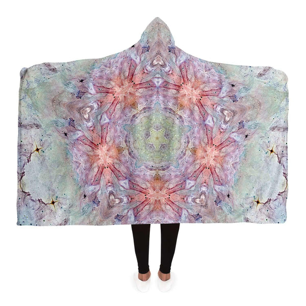 Aphrodite Collection Hooded Blanket - Heady & Handmade